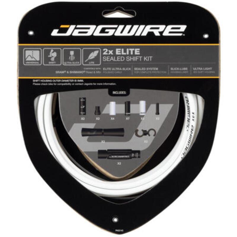 Jagwire 2X Elite Sealed Shift Kit