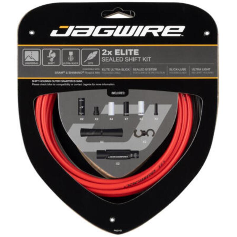 Kit Jagwire 2X Elite Sealed Shift Kit