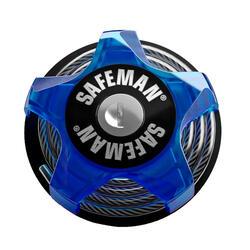 Safeman Blue multifonctionnel antivol de vélo 750mmx4mm