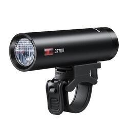 Ravemen CR700 phare de vélo rechargeable USB DuaLens - 700 lumen