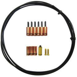 Jagwire Brake Cable Kit Universal Pro Housing Seal Kit-4mm Solid Colour Shift-Ta
