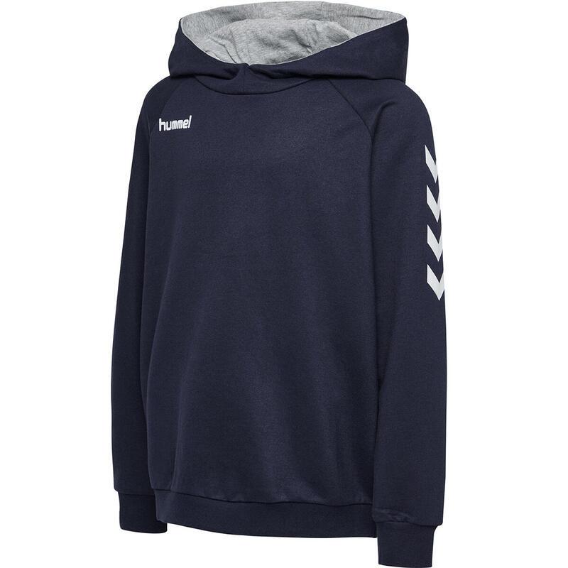 Sweatshirt enfant à capuche Hummel hmlgo cotton