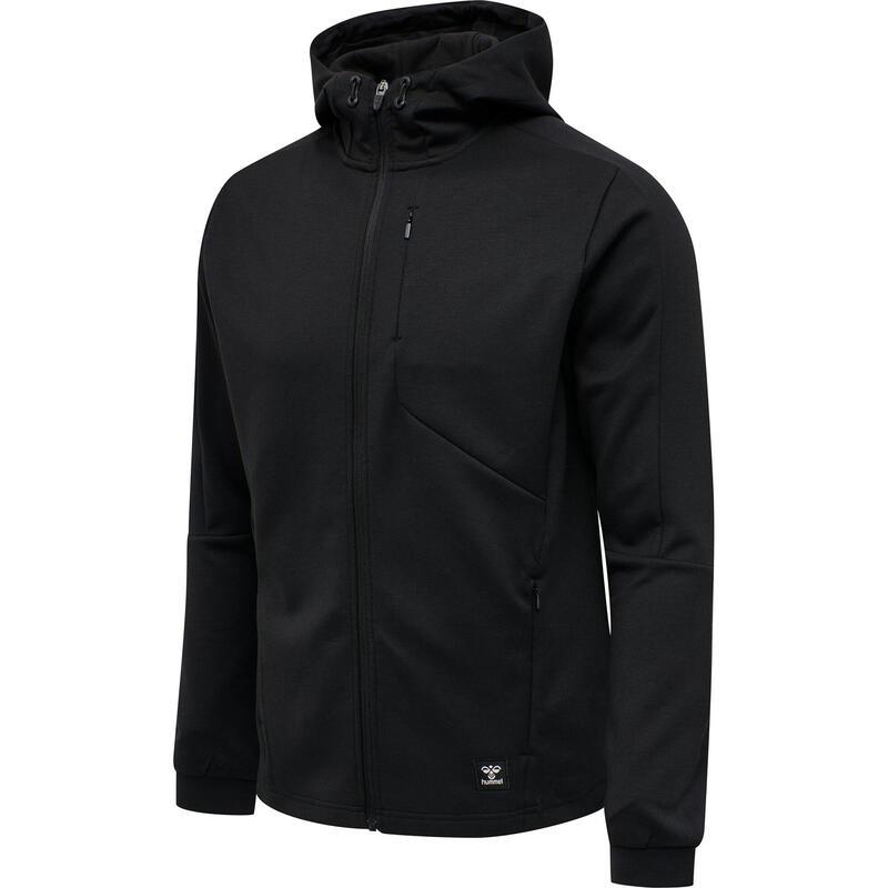 Sweatshirt à capuche Hummel hmltropper zip