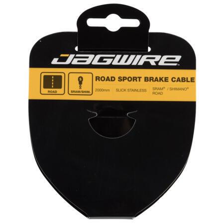 Jagwire Road Brake Cable-Slick Roestvrij-1.5X3500mm-SRAM/Shimano
