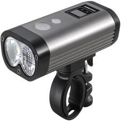 Ravemen PR1200 phare de vélo rechargeable USB DuaLens faisceau HiLo  - 1200Lu