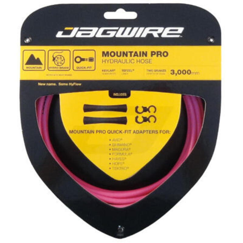 Kit câblage Jagwire Pro Hydraulic Hose Kit-Rose Thorn