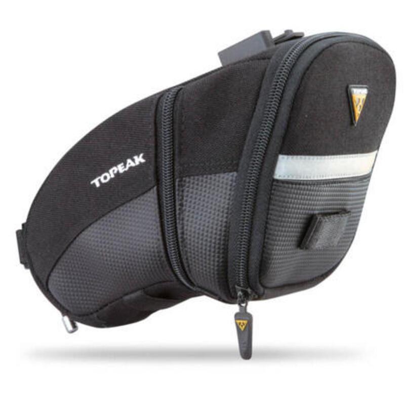 Sacoche de selle Topeak Aero Wedge Pack QuickClick v3