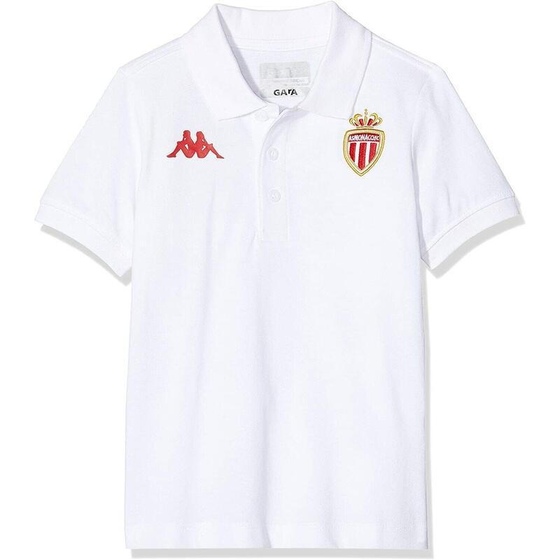 Polo enfant Zoshi 3 AS Monaco
