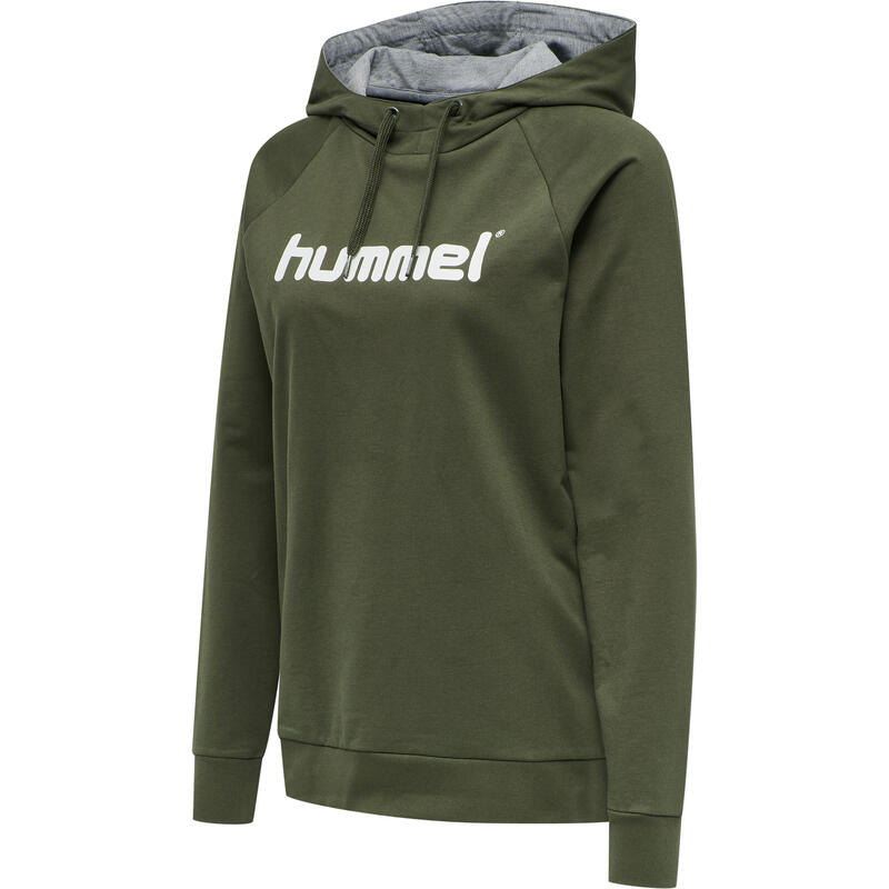 Hoodie vrouw Hummel Hmlgo Logo