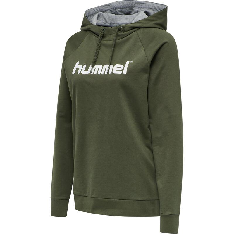 Sweat à capuche femme Hummel Hmlgo Logo