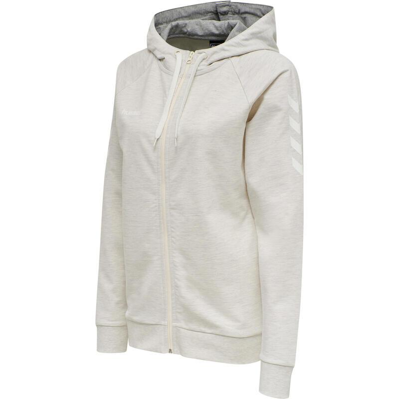 Hooded sweatshirt vrouw Hummel Hmlgo Zip