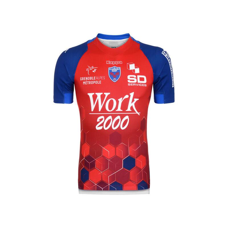 Maillot enfant extérieur FC Grenoble Rugby 2019/20
