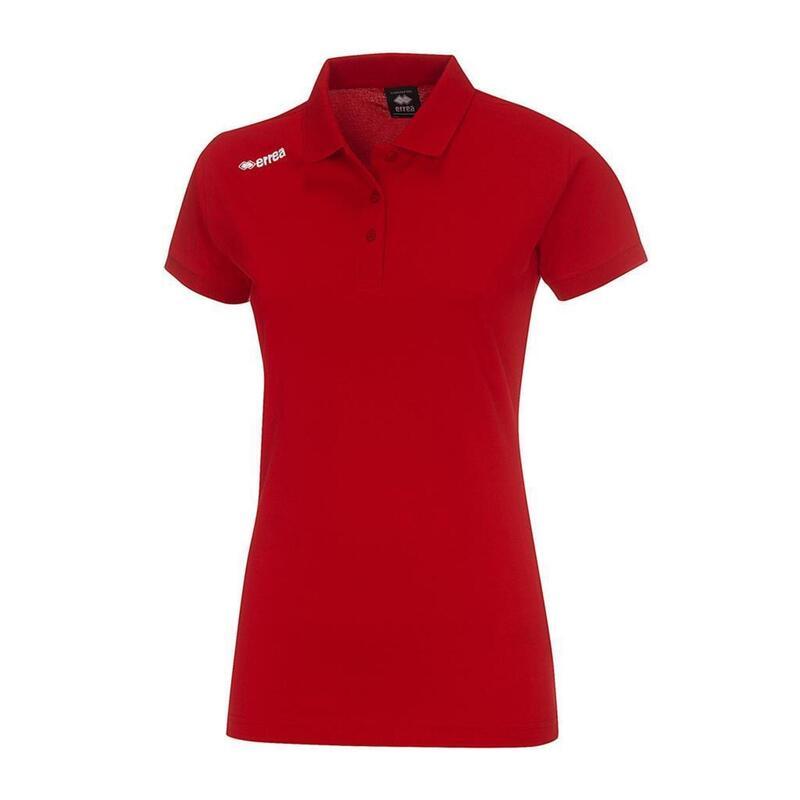 Errea Team Dames Junior Polo Shirt