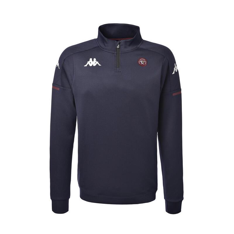 Sweatshirt Union Bordeaux-Bègles 2020/21 ablas pro 4