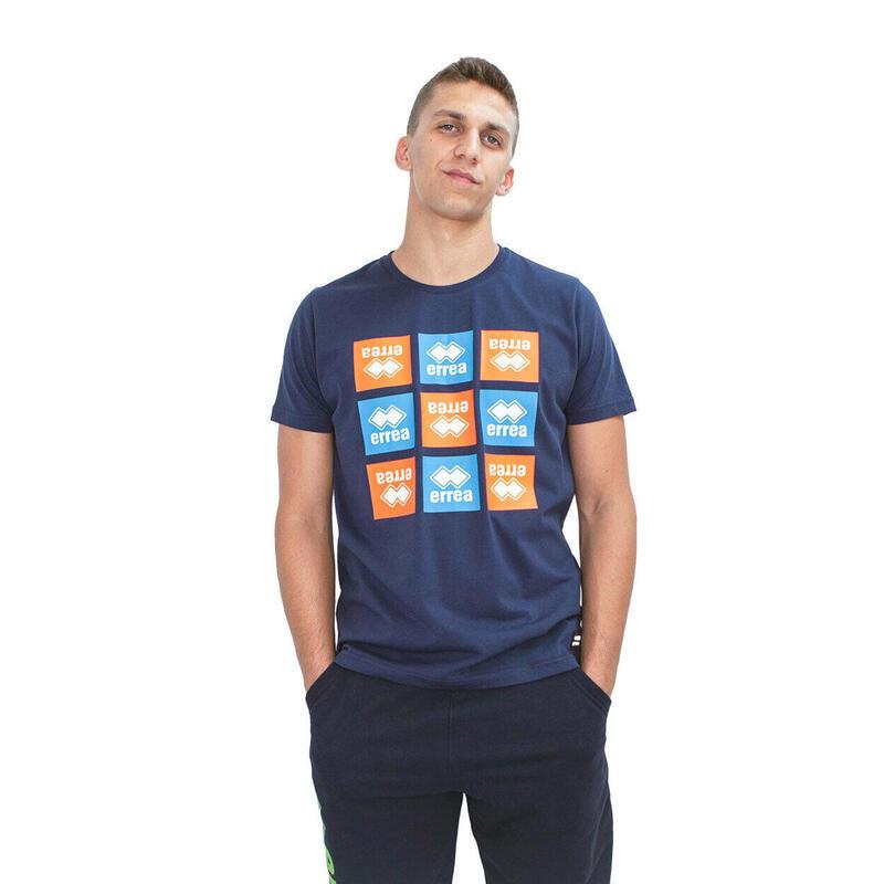 Errea Grafisch T-shirt