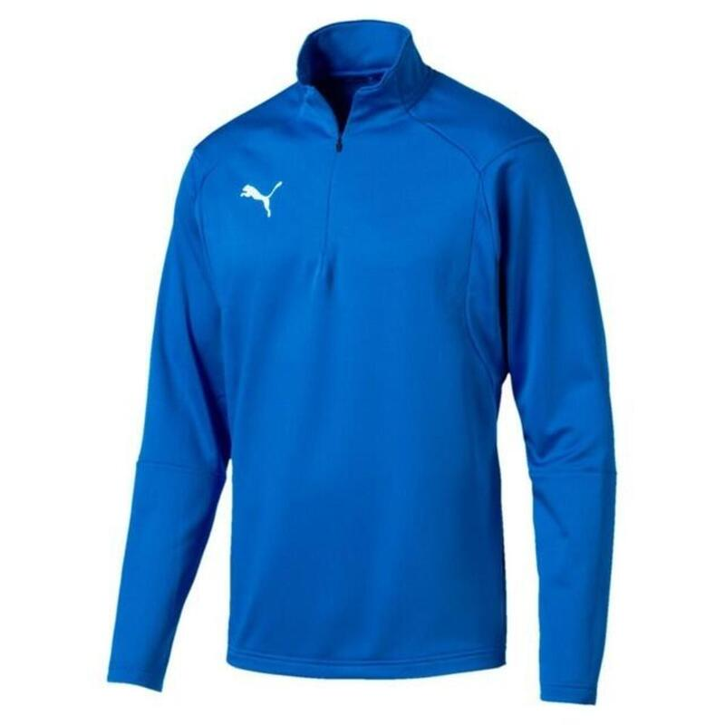 Sweat 1/4 zip Puma Liga training