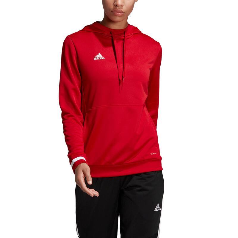 Sweat à capuche femme adidas Team 19