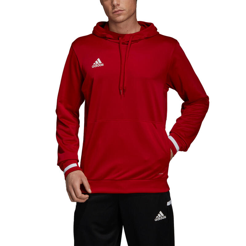 Sweat à capuche adidas Team 19