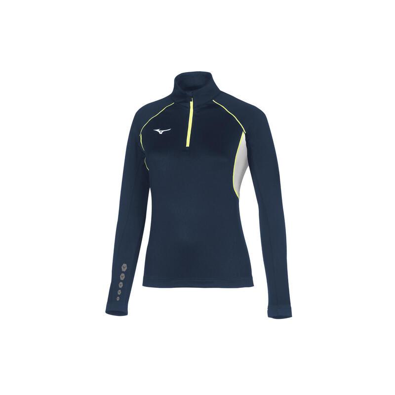 Sweatshirt femme premium Mizuno JPN warmer