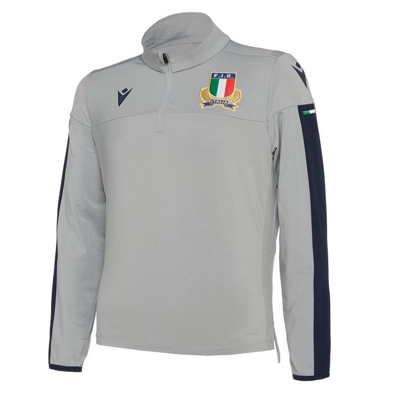 Sweatshirt kind Italië rugby 2019