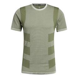 adidas Studio Techfit Naadloos T-Shirt