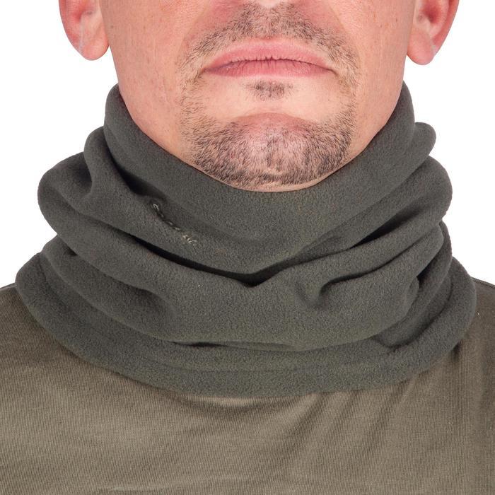 Braga cuello caza cálida verde