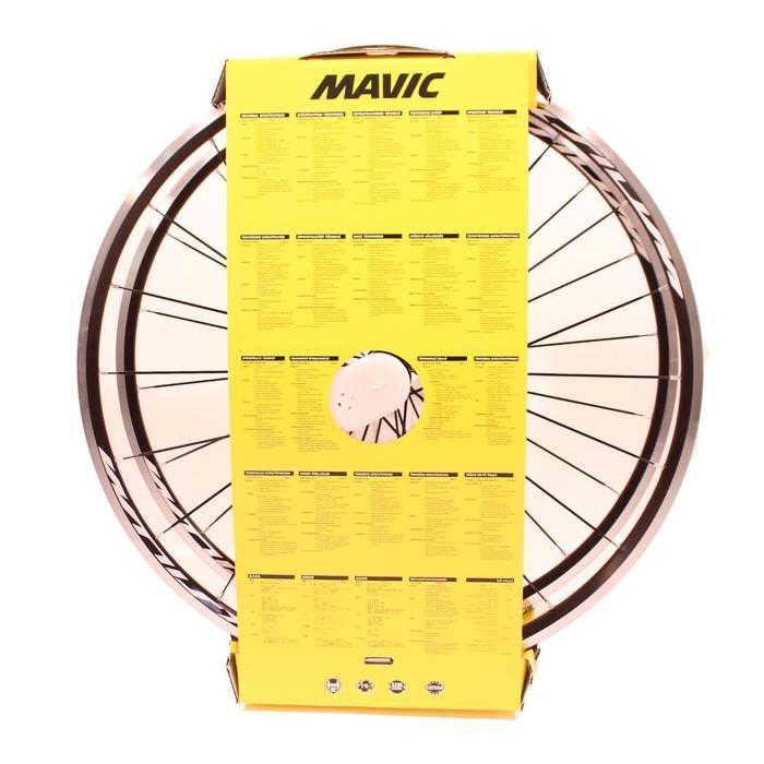 ROUES ROUTE 700 MAVIC AKSIUM NOIR PAIRE