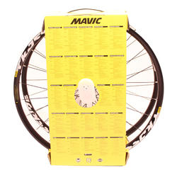 "MTB wielen 26"" Crossride schijf zwart per paar - 1000956"