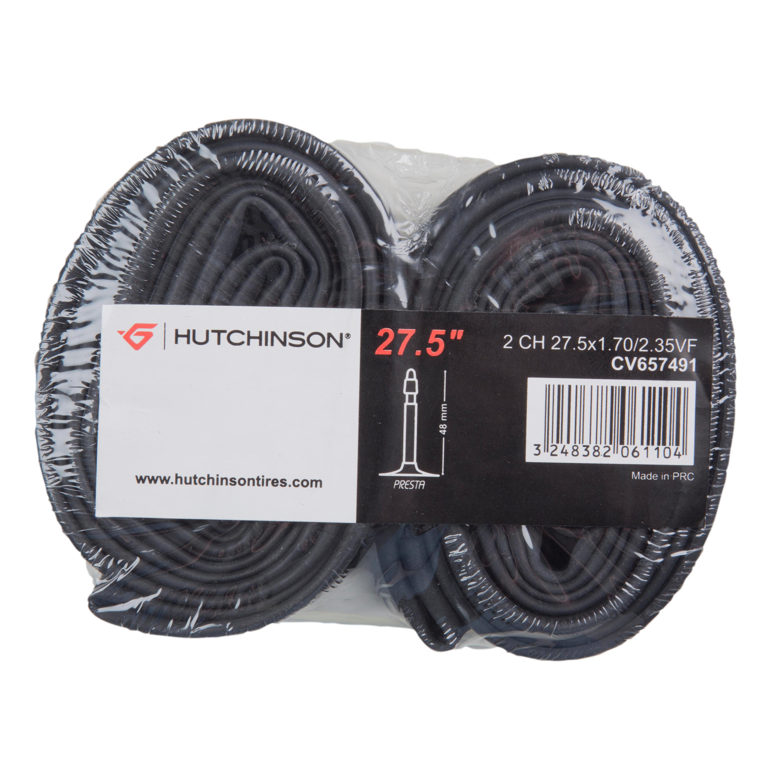 No brand Set 2 binnenbanden 27.5x1.7/2.35 Presta-ventiel