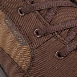 Botas caza light 100 marrón