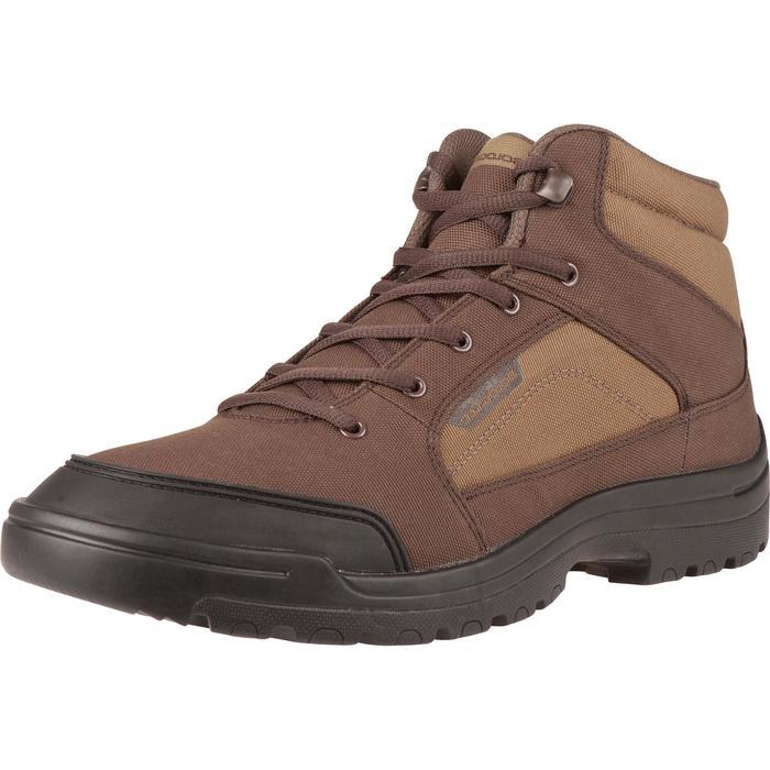 Chaussure chasse light 100 marron - 1001083