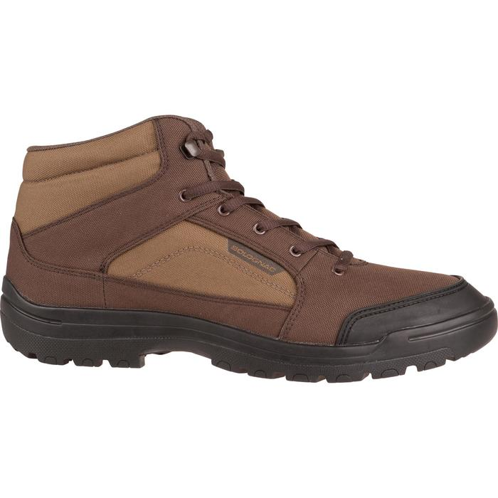 Chaussure chasse light 100 marron - 1001084