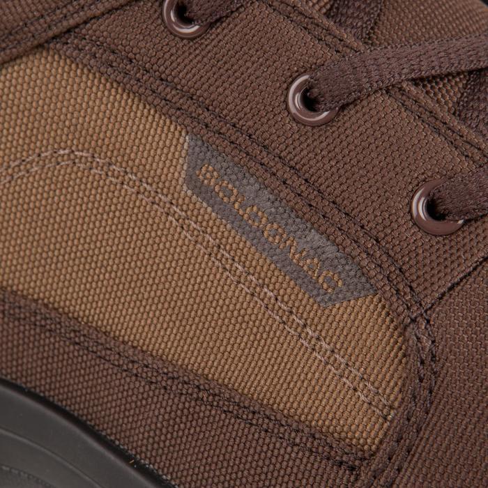 Chaussure chasse light 100 marron - 1001085
