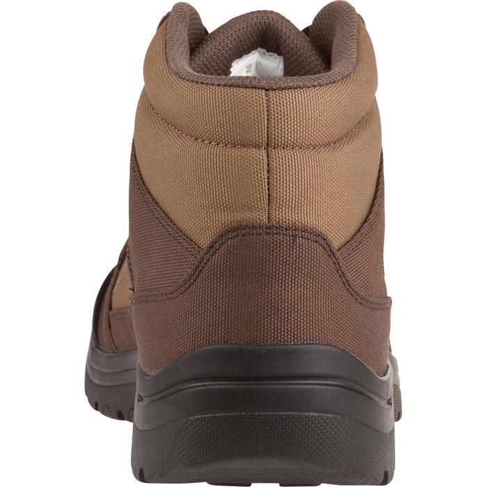 Chaussure chasse light 100 marron - 1001086