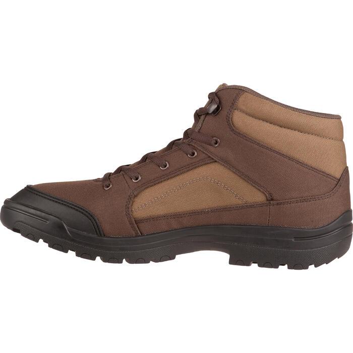 Chaussure chasse light 100 marron - 1001088