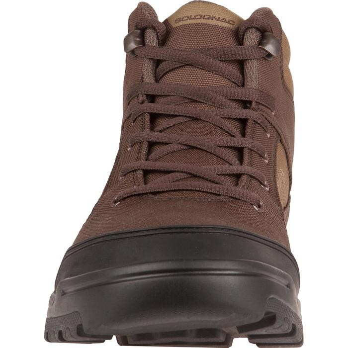 Chaussure chasse light 100 marron - 1001090