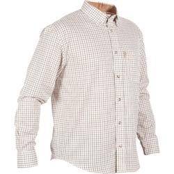 Camisa Caza Verney-Carrón Montrieux Manga Larga Cuadros