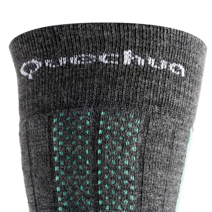 Chaussettes de randonnée neige adulte SH500 active chaudes - 1001178