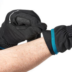 Trekkinghandschoenen Forclaz 700 Wind volwassenen touch wart - 1001286