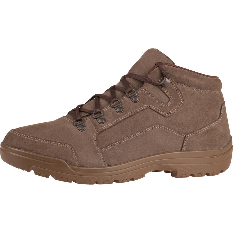 Light 500 Waterproof Hunting Boots Brown