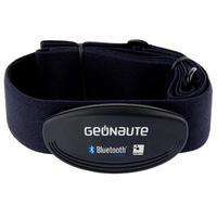 Dual ANT+/Bluetooth Smart runner's heart rate monitor belt