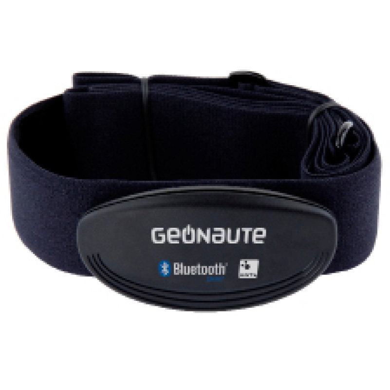 DUAL ANT+ / Bluetooth Smart runner's heart rate monitor belt