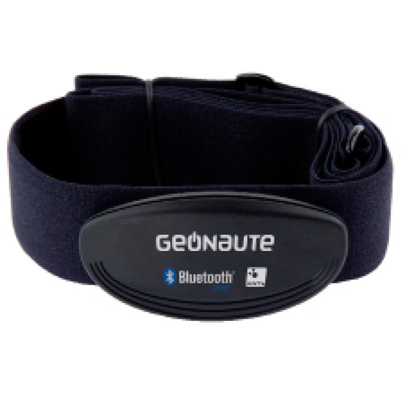 สายรัดวัดอัตราการเต้นของหัวใจสำหรับนักวิ่งรุ่น DUAL ANT+ / Bluetooth Smart
