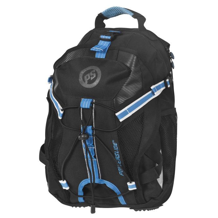 Sac à dos roller POWERSLIDE FITNESS noir bleu - 1001596