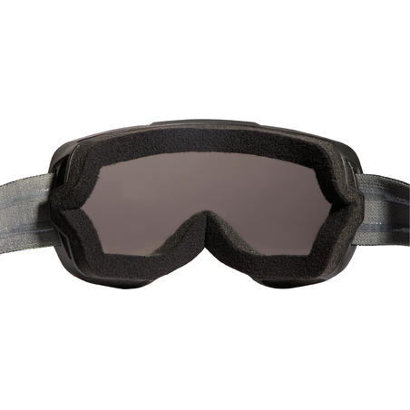 G 500 Kacamata Snowboard dan Ski untuk Anak dan Dewasa - Hitam