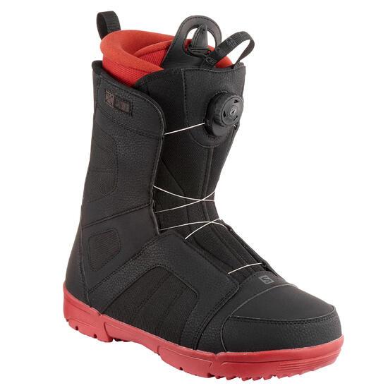 Snowboardboots all mountain heren Titan boa zwart - 1002063