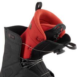 Snowboardboots all mountain heren Titan boa zwart - 1002074
