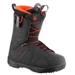 Snowboardboots all mountain heren Faction zone lock zwart