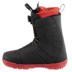 Snowboardboots all mountain heren Titan boa zwart - 1002096