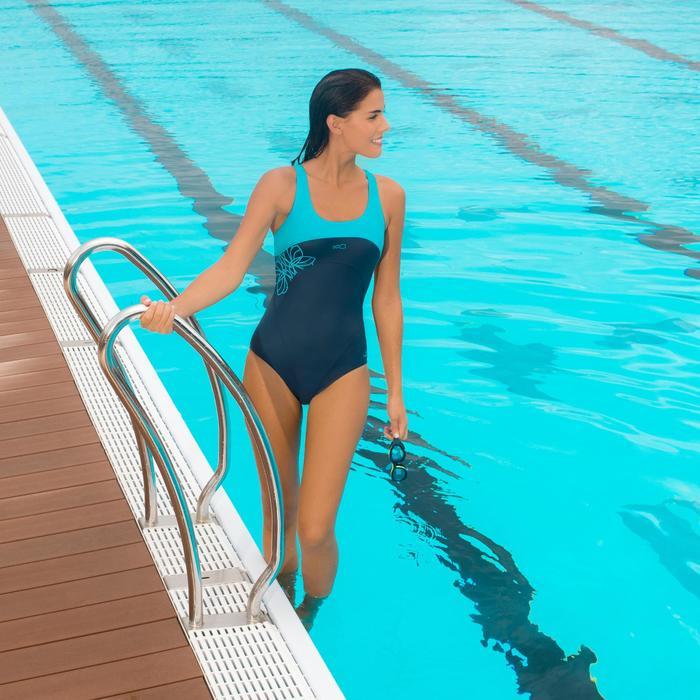 Maillot de bain de natation une pièce femme Debo  Map - 1002751
